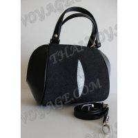 Bag female stingray leather «Keg» - TV000691