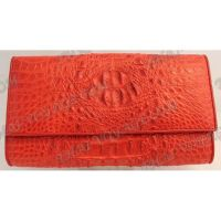 Clutch female crocodile leather - TV000692