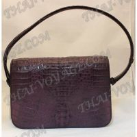 Bag Damen Leder Krokodil - TV000694