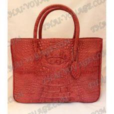 Bag female crocodile leather - TV000697