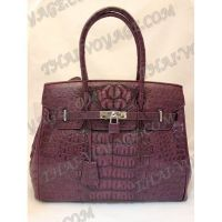 Bag female crocodile leather - TV000699