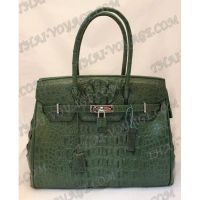 Bag female crocodile leather - TV000700