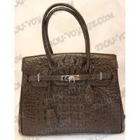 Bag female crocodile leather - TV000702