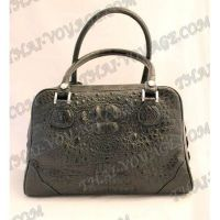 Bag Damen Leder Krokodil - TV000704