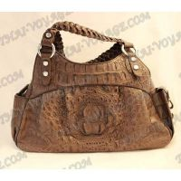 Bag Damen Leder Krokodil - TV000705