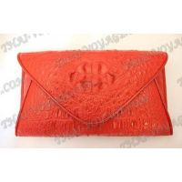 Clutch female crocodile leather - TV000706