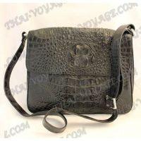 Pelle di coccodrillo degli uomini di sacchetto - TV000708