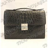 Handy male crocodile leather - TV000713