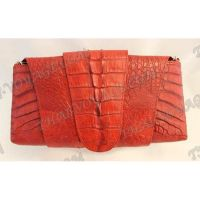 Clutch female crocodile leather - TV000717