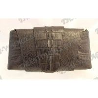 Clutch female crocodile leather - TV000718