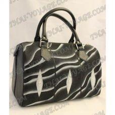 Bag female stingray leather - TV000722