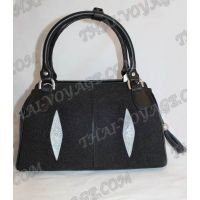 Bag female stingray leather - TV000726