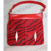 Bag female stingray leather - TV000728