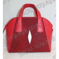 Bag female stingray leather - TV000733