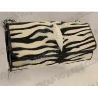 Clutch female stingray leather - TV000735