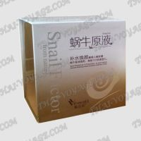 Night leave snail facial mask Snail Factor - TV000743