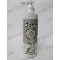 Coconut hair conditioner without parabens Tropicana - TV000745