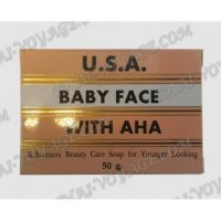Rejuvenating Facial Soap Baby Face K.Brothers - TV000753