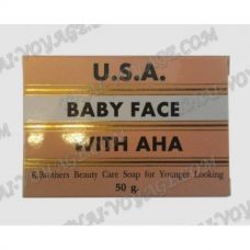 Anti-aging soap Baby Face K.Brothers - TV000753