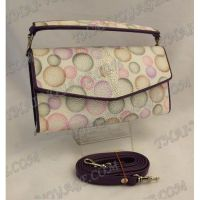 Clutch female stingray leather - TV000763