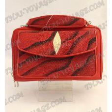 Galuchat Bag-embrayage - TV000768
