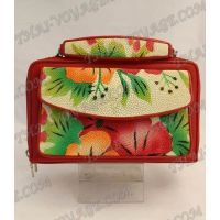 Bag-clutch stingray leather - TV000769