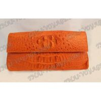 Clutch female crocodile leather - TV000772