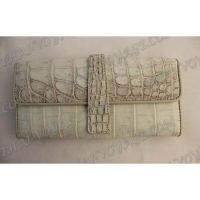 Purse female crocodile leather - TV000773