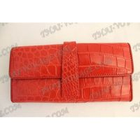 Purse female crocodile leather - TV000774