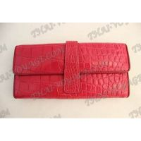 Purse female crocodile leather - TV000775