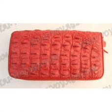 Purse female crocodile leather - TV000796