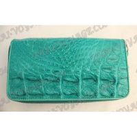 Purse female crocodile leather - TV000797