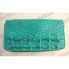 Purse female crocodile leather - TV000797