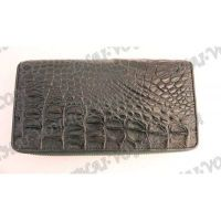 Purse female crocodile leather - TV000798