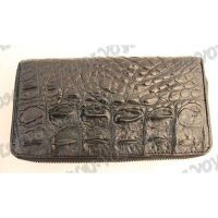 Purse female crocodile leather - TV000799