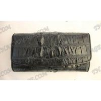 Purse female crocodile leather - TV000809