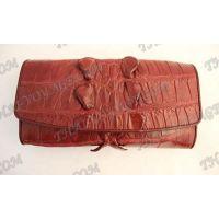 Purse female crocodile leather - TV000810