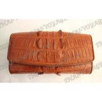 Purse female crocodile leather - TV000814
