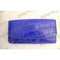 Purse female crocodile leather - TV000816
