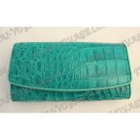 Purse female crocodile leather - TV000818