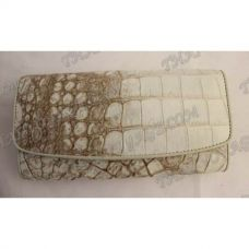 Purse female crocodile leather - TV000819