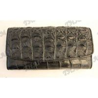 Purse female crocodile leather - TV000820