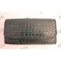 Purse female crocodile leather - TV000823