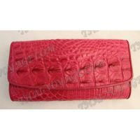 Purse female crocodile leather - TV000826
