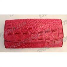 Purse female crocodile leather - TV000826