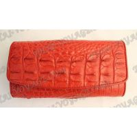 Purse female crocodile leather - TV000828