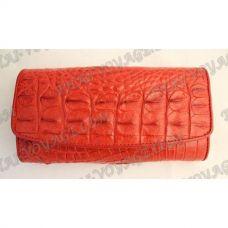 Purse female crocodile leather - TV000828