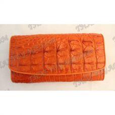Purse female crocodile leather - TV000830