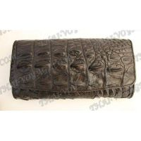 Purse female crocodile leather - TV000832