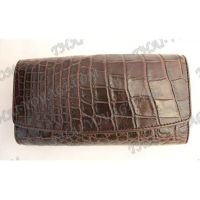 Purse female crocodile leather - TV000833